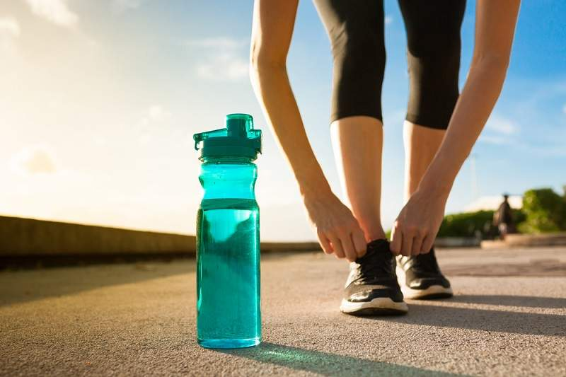 Water Bottle for Running