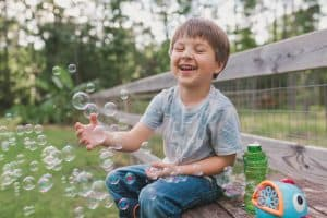 Best Bubble Machine for Toddlers