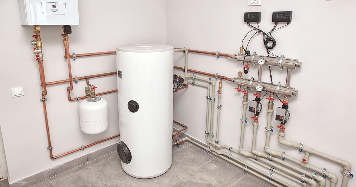 Features to Consider Before Buying Indirect Water Heater