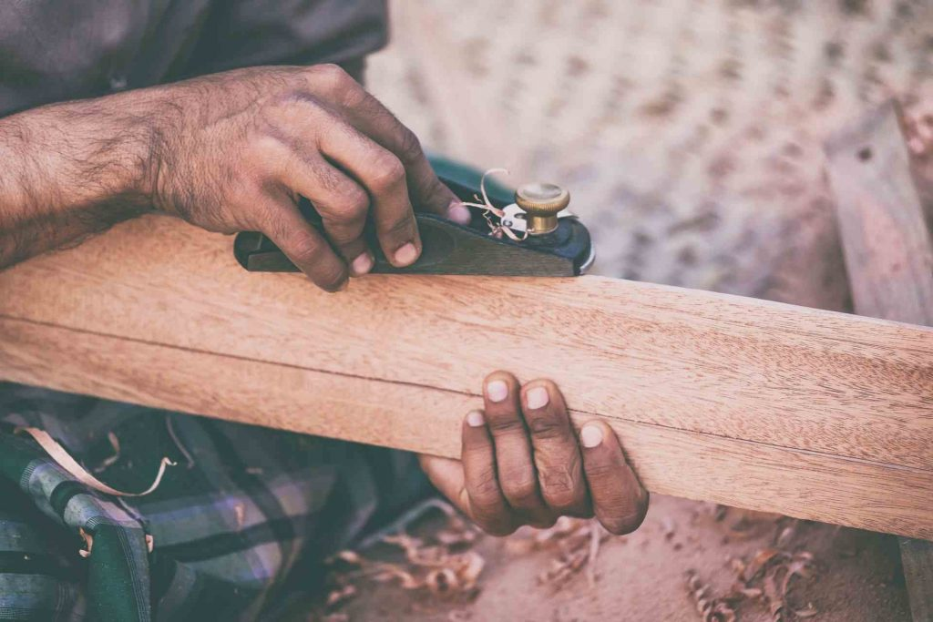 Attaching the Pressure-Treated Wood to Concrete in 4 Steps