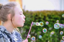 Games With Soap Bubbles: An Activity With Multiple Benefits